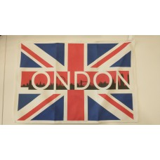 London Skyline Tea Towel