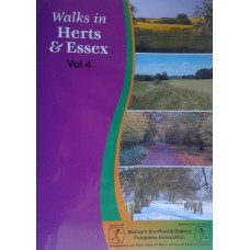 Walks in Herts and Essex Vol 4