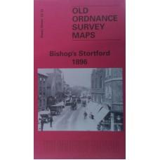 Old Ordnance Survey Maps - Bishop's Stortford
