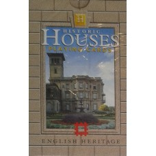 Historic Houses Playing Cards