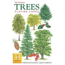 Trees Playing Cards