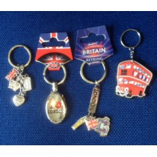 London keyrings (individual)