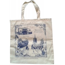 Bishop's Stortford Cotton Shopping Bag