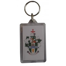 Bishop's Stortford key ring