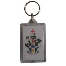 Bishop's Stortford key ring