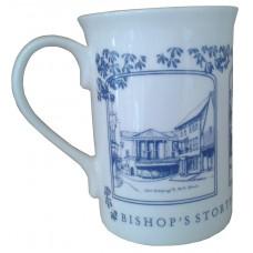 White Pottery Mug