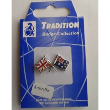 Australia / Union Jack Friendship Badge