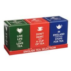 English Tea Selection