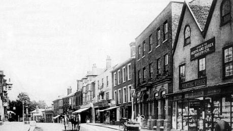 Historic view of North Street