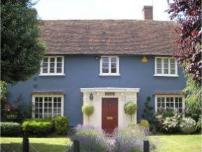 Picture of the front of Bonningtons Guest House