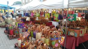 Photos from last years market