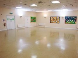 photo of main hall at bishops park